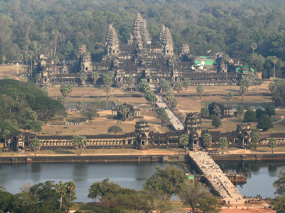 Khmer Empire Religion The Khmer Empire Flourished in
